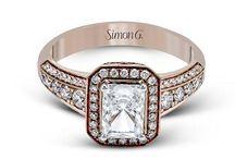 Simon G / Engagement Rings & Diamond Fashion Jewelry