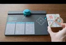 SU Envelope Punch Board / by scrappin' gisi