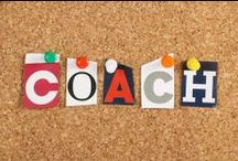 For the Team Coach / The Life of a Coach, and resources to help them out.
