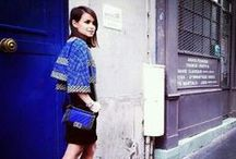 Petite Fashionista - Miroslava Duma / Miroslava Duma stands a little over 5ft tall. The Russian fashionista is the former editor of Harper's Bazaar and a media mogul.