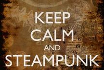 Steampunk. / All things steampunk.