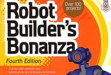 Books on robotics / Food for your mind