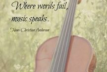 The world & beauty of MUSIC! / Music is my life & Passion! / by Sofia Min-Ah Paulsdotter Jönsson