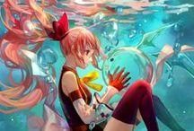 Anime illustration (^_^)/