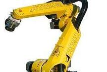 Industrial robotics / Industrial manufacturing robots