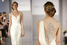 Petite Wedding Dresses / See what silhouettes are best for petite women and see some wedding dresses from petite celebrities