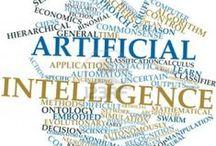 AI artificial intelligence / Mind of the robot
