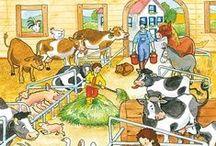 Thema boerderijdieren
