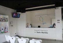 Instalações HVSM / Conheça o nosso Hospital