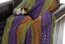Crochet / Вязание крючком: идеи и схемы