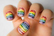 Nails / I absolutely love nail art