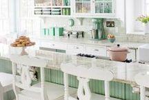 LOVE Kitchen / cocinas que enamoran #kitchen #cocinas #love #deco #color