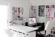 LOVE Work Space / #home #workspace #work #estudio #decoracion #nordica