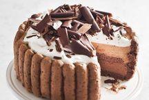 bake off & no bake desserts / by An Pannecoucque