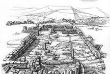 Tolmo Minateda, Hellin / Yacimiento arqueológico, Hellin