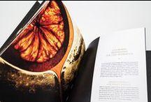 Habiller, façonner, ennoblir... / Création, photogravure, retouches, techniques d'impression (offset, offset UV, sérigraphie, typographie, numérique, flexographie), brochage et reliure, techniques d'ennoblissement (dorure, à chaud, galbée, sur tranche, découpes, gaufrage, ...).