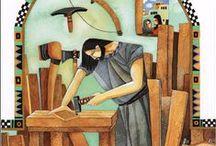 taidekokoelma / kristillistä taidetta