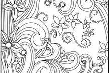 värityskuvia / ideoita värityskuviin