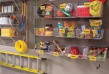 GARAGE . Storage   Tips   Diy