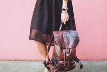 Leather Rucksacks - Gusti Leder / Gusti Leather's rucksack range
