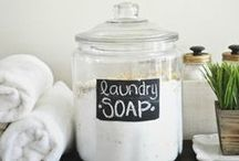 Homemade Clean Products