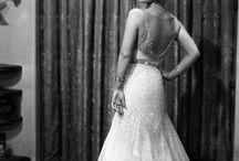Vestidos de película VII / Vestidos de actrices clásicas dentro y fuera de la pantalla