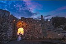 Włoski ślub | inspiracje