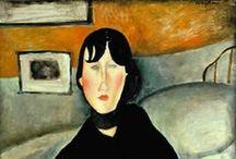 Amedeo Modigliani (1884-1920) / à suivre