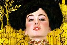 Gustav Klimt (1862-1918) / à suivre