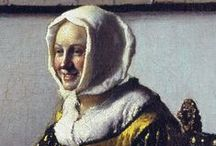 Johannes Vermeer (1632-1675) / à suivre