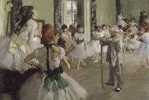 Edgar Degas (1834-1917) / à suivre
