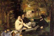 Edouard Manet (1832-1883) / à suivre
