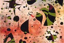 Joan Miro (1893-1983) / à suivre