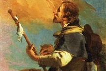 Giovanni Battista Tiepolo (1696-1770) / à suivre