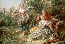 François Boucher (1703-1770) / à suivre