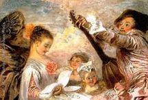Jean Antoine Watteau (1684-1721) / à suivre