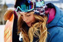 Ski & snowboard ❄️