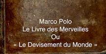 Marco Polo Le Livre des Merveilles