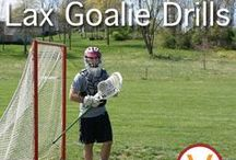 For Lacrosse Skills & Drills