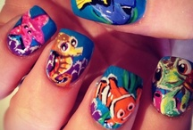 NAIL ART / I love to learn to do new nail art on my nails!!  / by Nikita Snyder