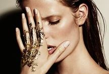 Drippings in Gold / Dedicated to our love of gold.  Enjoy, RG x