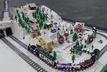 LEGO Diorama / LEGO Modular and Diorama