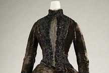 19th Century Women's Fashion