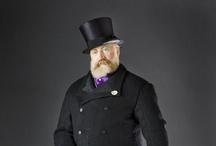 1900's-1920's Mens Fashion