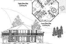 Two-Story House Plans / Our two-story house plans range from small/efficient homes to large/luxurious homes. From 1,075 sq. ft. to 2,620 sq. ft.