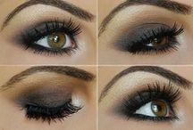 Makeup / by Tammy Hastie