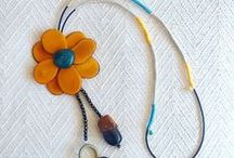 adascrafts / Ada's Crafts Handmade Jewelry with natural materials