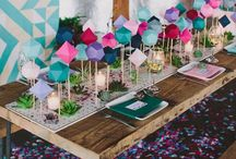 Party Decor / Get inspired for your next Bash by checking out these fantastic party decor ideas.