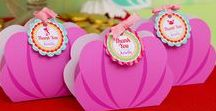 Party Favors / Give your guests something to take home to remember your fantastic party!