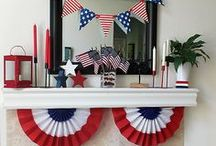 Fourth of July / Make Uncle Sam proud with these ideas for an epic Fourth of July.